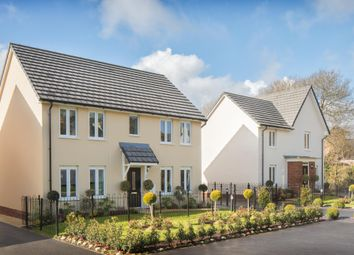 "Thumbnail 4 bedroom detached house for sale in ""Lincoln"" at Godwell Lane, Ivybridge"