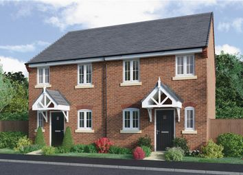 "Thumbnail 3 bed mews house for sale in ""Beeley"" at Starflower Way, Mickleover, Derby"