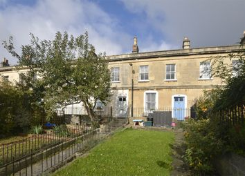 Thumbnail 2 bedroom terraced house for sale in 8 Lyndhurst Terrace, Lower Camden, Bath