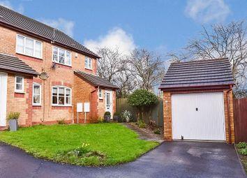 Thumbnail 3 bed semi-detached house for sale in Blaen Y Cwm, Broadlands, Bridgend .