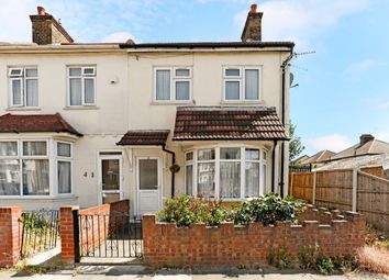 Thumbnail 3 bed terraced house for sale in Whalebone Avenue, Chadwell Heath, Romford