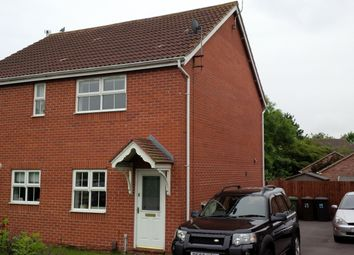Thumbnail 2 bed semi-detached house to rent in Mitchell Drive, Lincoln