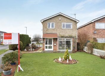 Thumbnail 3 bedroom detached house for sale in Debruse Avenue, Yarm, Stockton On Tees