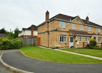 Thumbnail 3 bed property for sale in Woolpack Meadows, Louth, Lincolnshire