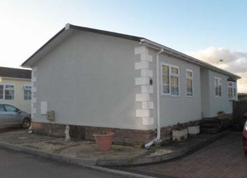Thumbnail 2 bed mobile/park home for sale in Towy View Park, Capel Dewi Road, Carmarthen
