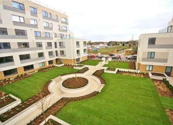 Thumbnail 2 bed flat for sale in West Plaza, Stanwell, Middlesex