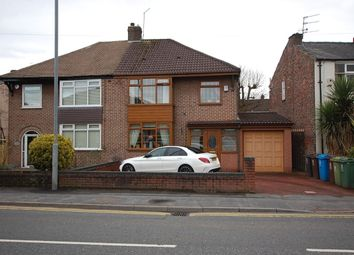4 bed semi-detached house for sale in Ashton Road East, Failsworth, Manchester M35
