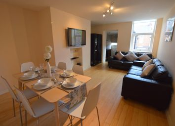 Thumbnail 5 bed maisonette to rent in Grosvenor Gardens, Jesmond, Newcastle Upon Tyne