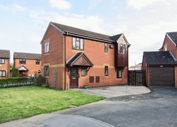 Thumbnail 4 bed detached house for sale in Millcroft Way, Handsacre, Rugeley