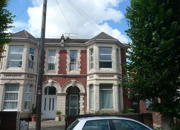 Thumbnail 3 bed flat to rent in Denzil Avenue, Southampton