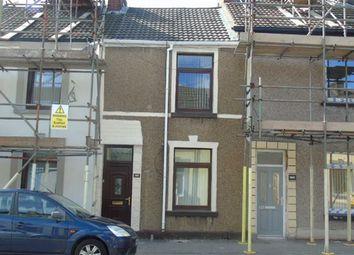 Thumbnail 2 bedroom terraced house for sale in Western Street, Swansea