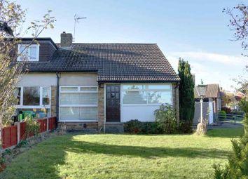 Thumbnail 2 bed semi-detached bungalow for sale in Poplar Crescent, Harrogate