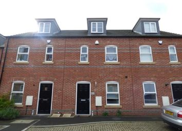Thumbnail 3 bed terraced house for sale in Old Scholars Close, St James, Northampton, Northamptonshire