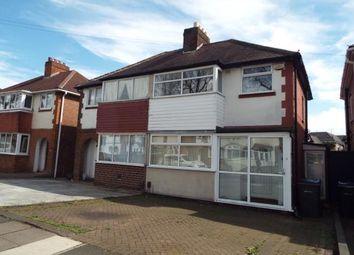 Thumbnail 3 bed semi-detached house for sale in Atlantic Road, Kingstanding, Birmingham, West Midlands