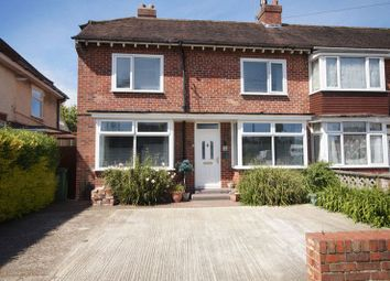 Thumbnail 3 bed semi-detached house for sale in Tudor Crescent, Cosham, Portsmouth
