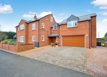 Thumbnail 5 bed detached house for sale in Hall Lodge Gardens, Stapleford, Lincoln