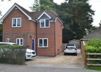 Thumbnail 3 bed detached house to rent in Cold Ash Hill, Cold Ash, Thatcham