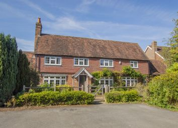Thumbnail 4 bed detached house for sale in Swan Drive, Aldermaston, Reading