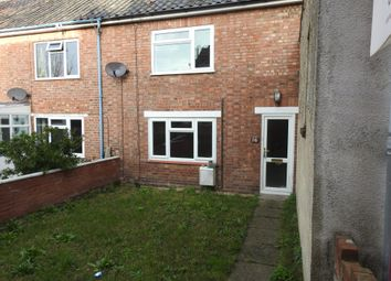 Thumbnail 3 bedroom terraced house to rent in Central Road, Leiston