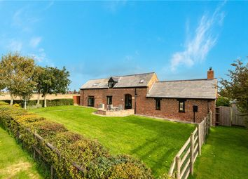 Thumbnail 4 bed barn conversion for sale in Black Hole Drove, West Pinchbeck, Spalding