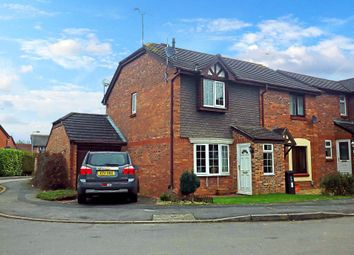 Thumbnail 3 bed semi-detached house for sale in Friesland Close, Swindon, Wiltshire