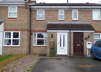 Thumbnail 2 bed terraced house for sale in Linnet Way, Sleaford