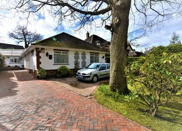 Thumbnail 3 bed detached bungalow for sale in Brook Avenue, New Milton