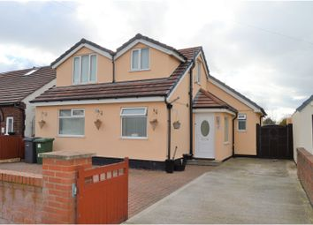Thumbnail 3 bed detached bungalow for sale in Ely Avenue, Moreton