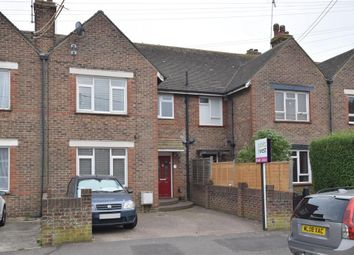 Thumbnail 3 bed terraced house for sale in Hill Road, Littlehampton, West Sussex