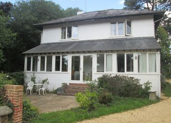 Thumbnail 4 bed detached house to rent in Lymore Lane, Keyhaven, Lymington