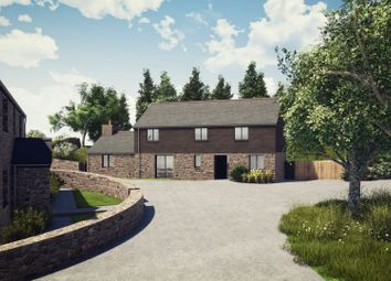 Thumbnail 4 bed detached house for sale in Hustyns, Wadebridge