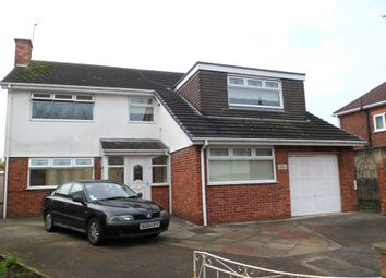 Thumbnail 5 bed property to rent in Queenswood Avenue, Bebington, Wirral