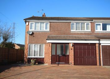 Thumbnail 3 bed semi-detached house for sale in Arnside Drive, Bamford, Rochdale