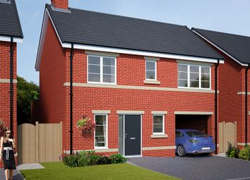 "Thumbnail 3 bed detached house for sale in ""The Morton"" at Browney Lane, Browney, Durham"