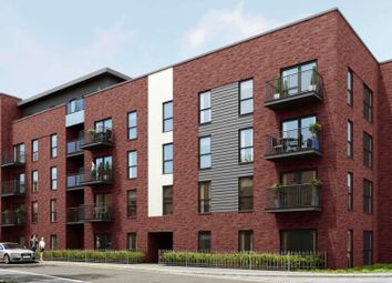 Thumbnail 1 bedroom flat for sale in John Thornycroft Road, Woolston, Southampton