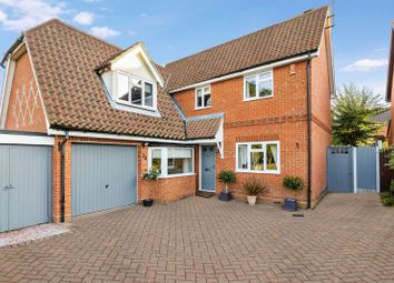 Thumbnail 4 bed detached house for sale in Four Sisters Way, Eastwood, Leigh-On-Sea