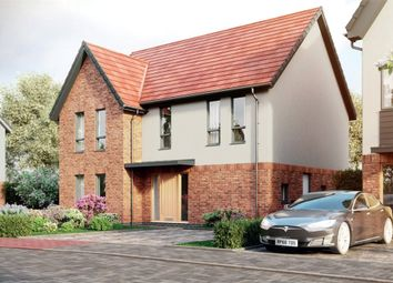 Thumbnail 4 bed detached house for sale in Rufford Pastures, Edwinstowe, Mansfield