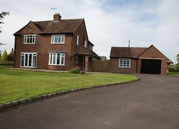 Thumbnail 4 bed detached house to rent in The Mount, Aspley, Slindon, Near Eccleshall Staffordshire