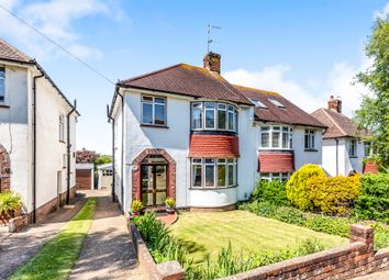 3 bed semi-detached house for sale in Mayfield Crescent, Brighton BN1
