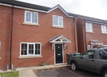 Thumbnail 4 bed semi-detached house to rent in Castings Close, Walsall