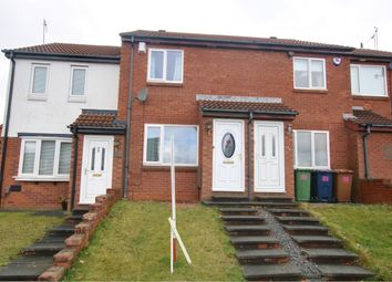 Thumbnail 2 bed terraced house for sale in Lapwing Close, Washington