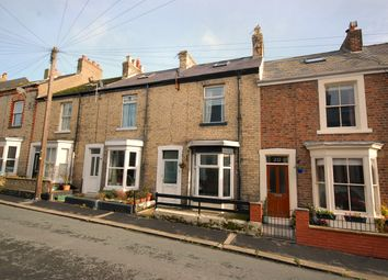 Thumbnail 3 bed terraced house for sale in Grove Street, Whitby