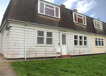 Thumbnail 2 bed flat for sale in Beech Close, Falmouth