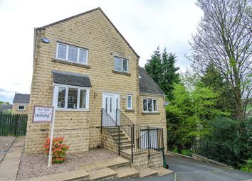 Thumbnail 3 bedroom detached house for sale in Banks Road, Linthwaite, Huddersfield
