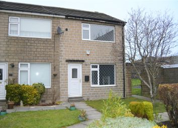 Thumbnail 2 bed semi-detached house for sale in Bowling Green Court, Hollywell Green, Halifax