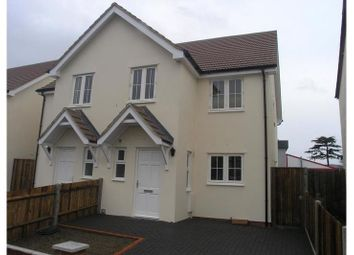 Thumbnail 3 bed semi-detached house to rent in Hipley Street, Old Woking, Woking