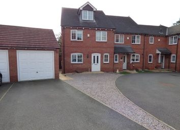 Thumbnail 4 bed mews house to rent in Manor School View, Swadlincote
