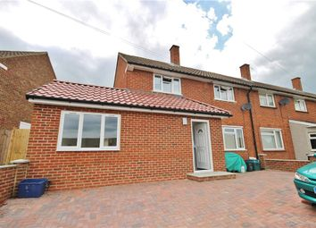 Thumbnail 3 bed semi-detached house for sale in Headley Drive, New Addington, Croydon