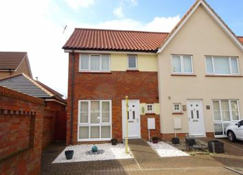 Thumbnail 2 bed end terrace house for sale in Audley Grove, Ipswich, Suffolk