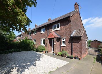 Thumbnail 3 bed semi-detached house for sale in Station Road, Gunness, Scunthorpe